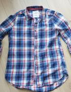 Koszula w kratę H&M 36