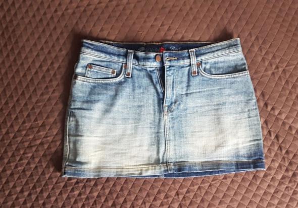 Spódnice Spódnica JEANS mini 38 M