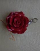 Róża srebro 925