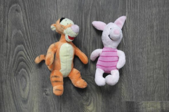 Tygrysek i Prosiaczek