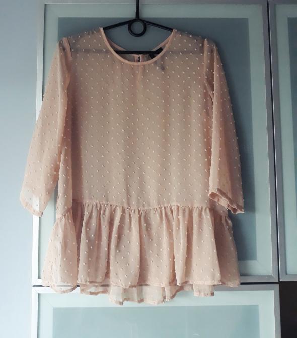 Koszula mgiełka baskinka Mango rozmiar S