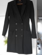 Zara czarna sukienka marynarka blazer nowa...