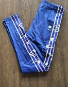 Nowe legginsy w nutki rozmiar uniwersalny...