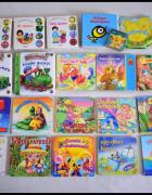 zestaw pierwszych książeczek dla dziecka...
