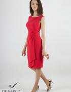Ekskluzywna sukienka ołówkowa na konferencje lub smpozja...
