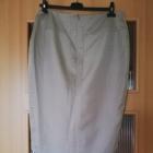 szara olowkowa spodniczka