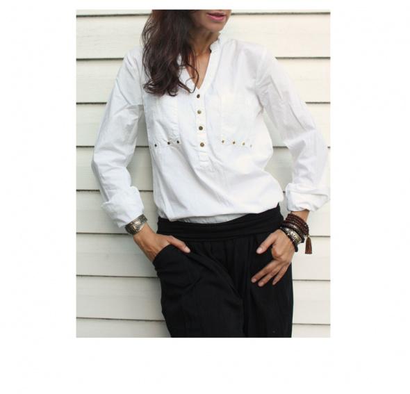 Biała bluzka Esmara...