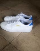 białe buty PUMA...