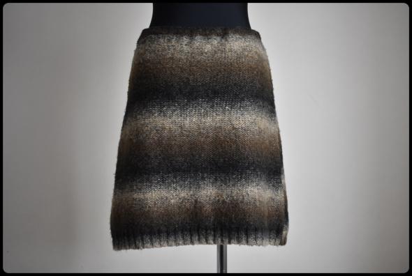C&A spódnica cieplejsza z podszewką 40 L i 42 XL