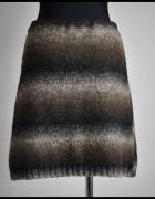 C&A spódnica cieplejsza z podszewką 40 L i 42 XL...