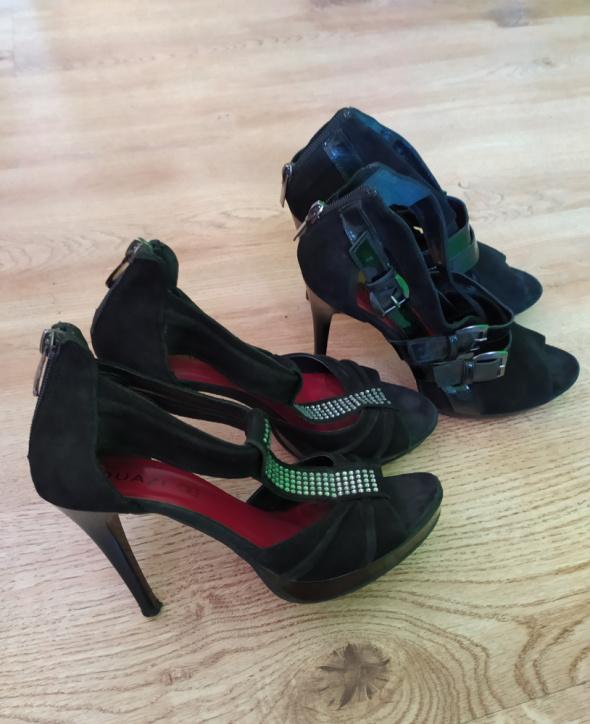 Sandały Sandały Quazi