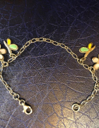 Przepiękna srebrna bransoletka 925...