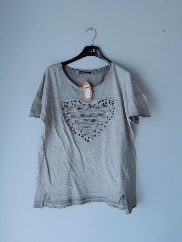 Idealna nowa szara bluzka M...