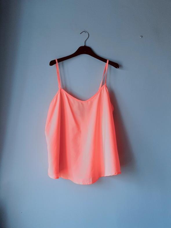 Idealna pomarańczowa bluzeczka atmosphere M...