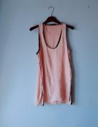 Idealna beżowa koszulka Zara xs