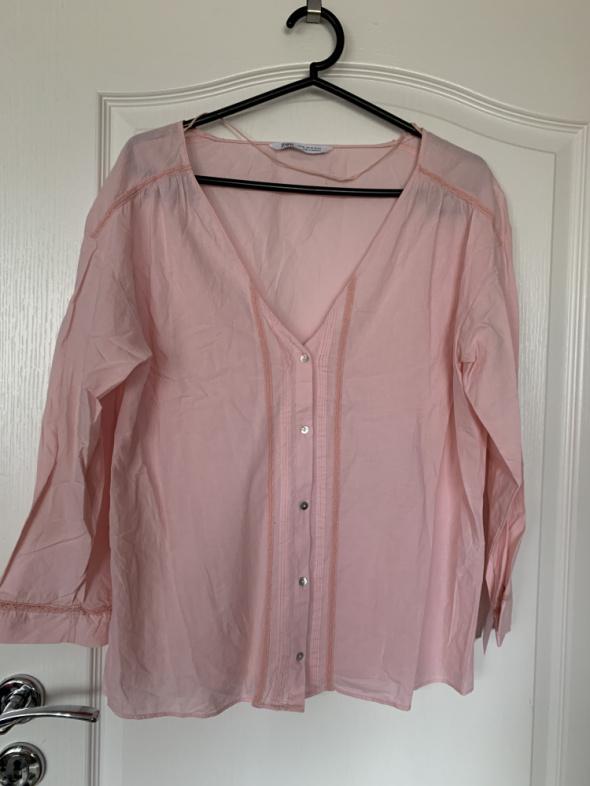 Nowa bluzka Zara