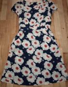 Sukienka w kwiatki M L...