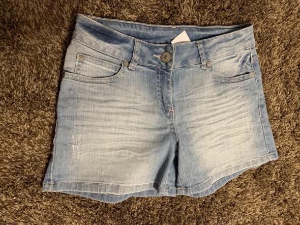 Spodenki jeansowe Camaieu 36