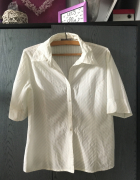 Biała koszula elegancka...