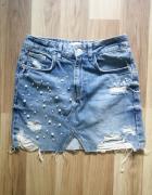 Spódnica jeansowa roz 34...