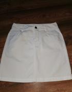 Spódnica jeansowa 34 36...