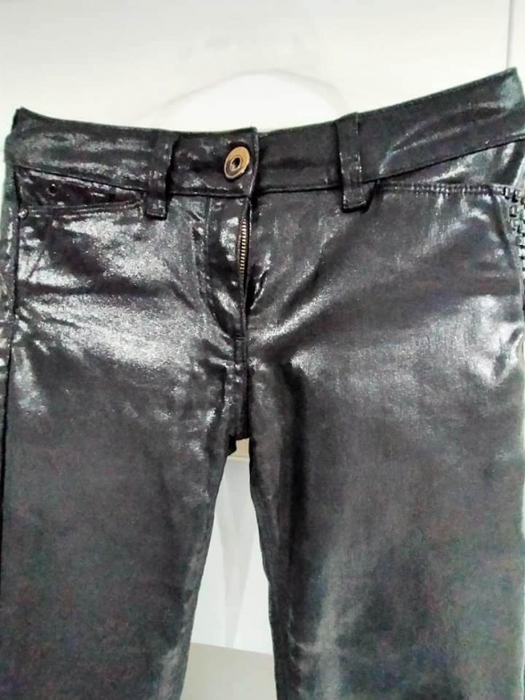 eleganckie spodnie rurki...