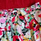 Spódnica Midi Kwiaty Bombka Wysoki Stan New Look M Nowa