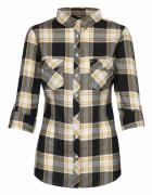 Koszula krata Tally Weijl xxs 32 xs 34 100 bawełna w kratę...