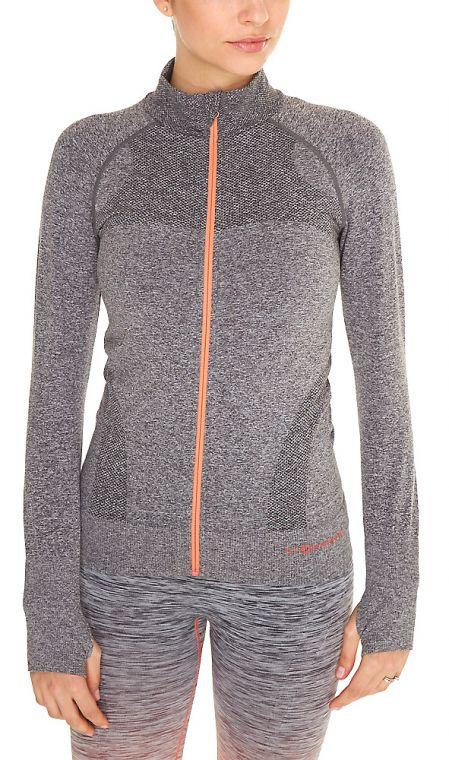 bluza szara siwa zamek STORMBERG z Norwegii xs 34 S 36 sport