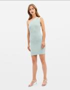 Dopasowana sukienka na jedno ramię Tally Weijl xs 34 asymetrycz...
