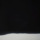 Krótka czarna spódnica mini trapezowa basic gotycka spódniczka