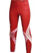 czerwone spodnie męskie CRAFT z Norwegii S 36 narty sport
