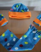 zestaw komplet czapka szlik szal rękawiczki prezent święta...