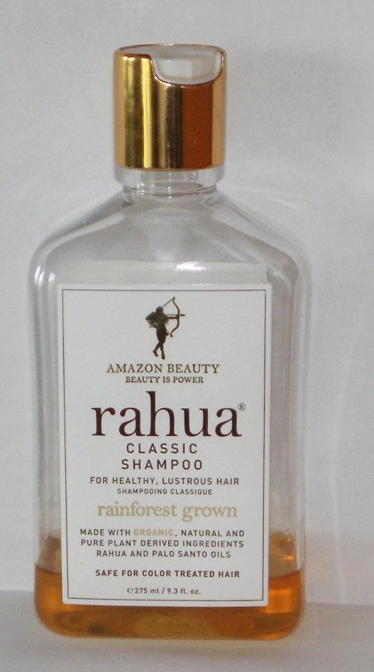Rahua ClassicOdżywczy szampon do włosów 275ml ubytek