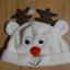 dziecięca czapeczka świąteczna 3 do 6 M