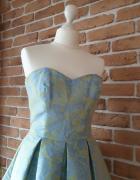 Sukienka XS Vinci plus bolerko...