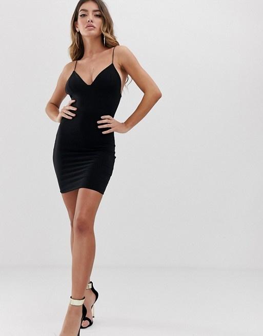 Sukienka czarna na ramiączka rozmiar SM...
