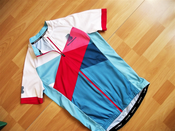 Koszulki BOARDMAN damska koszulka kolarska bieganie 14 40