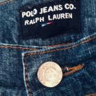 Ralph Lauren vintage dzwony jeans jak nowe