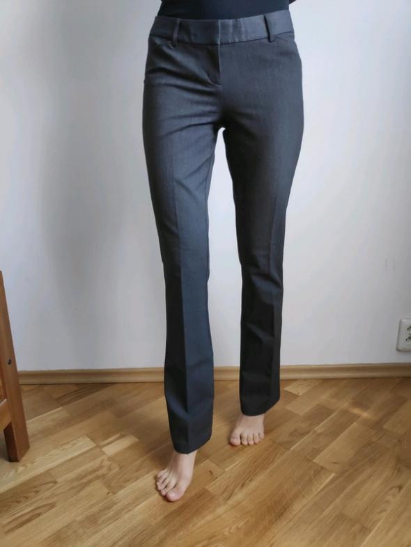 Spodnie Eleganckie spodnie do biura Express Columnist rozmiar 2 US