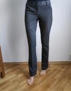 Eleganckie spodnie do biura Express Columnist rozmiar 2 US...