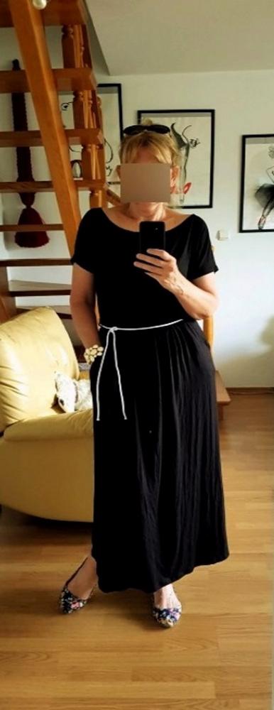 Sukienka dresowai z kieszeniami 42 44 46...