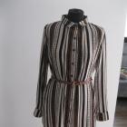 sukienka tunika MISSGUIDED 38 koszulowa