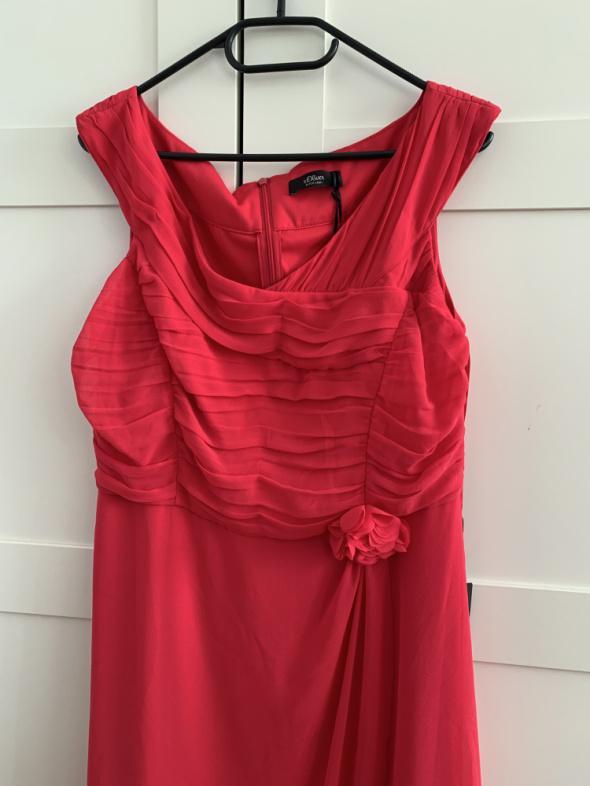 Nowa śliczna sukienka s Oliwer 40