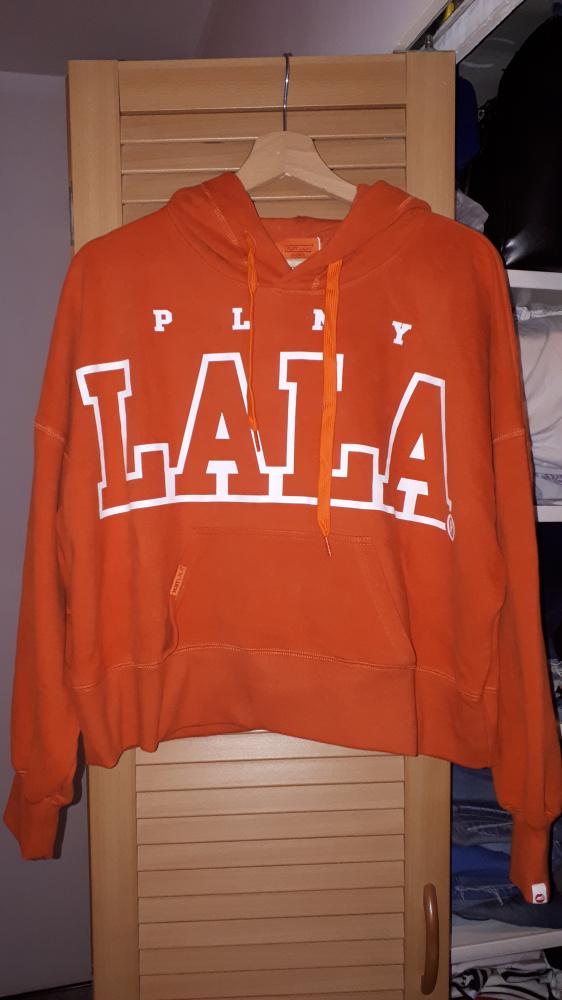 Nowa bluza Plny Lala w kolorze pomarańczowym XS