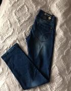 Dżinsowe spodnie męskie M