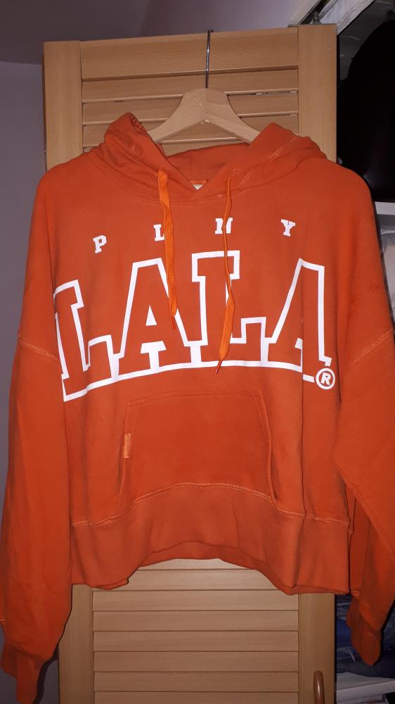 Nowa bluza Plny Lala w kolorze pomarańczowym M