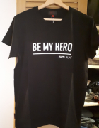 Nowa koszulka Plny Lala Be My Hero XS...