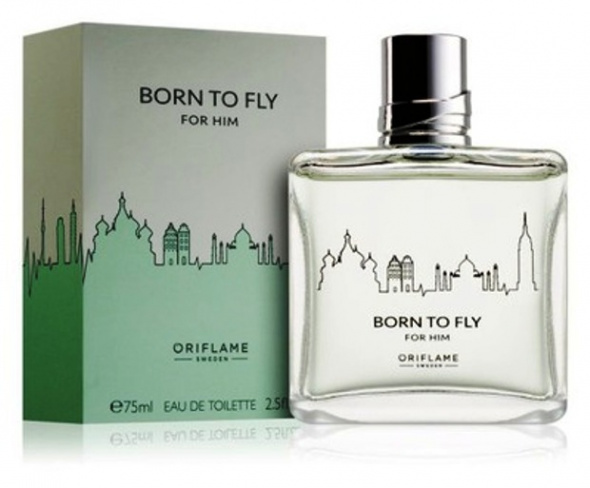 Oriflame Born To Fly for Him 75 ml