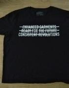 Czarny T shirt Urbndist Angelo Litrico 3XL 47 48 Urban Dist